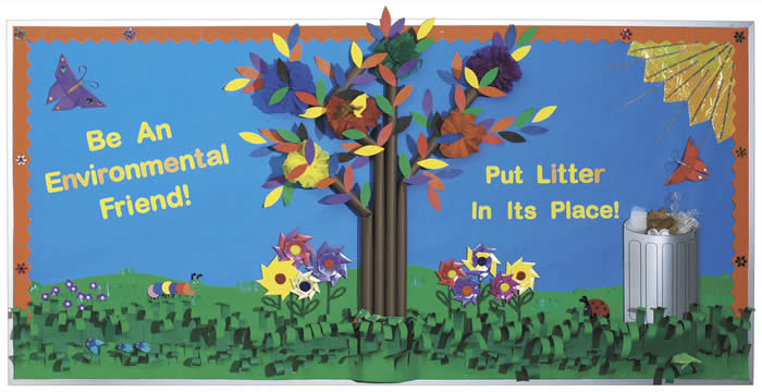 bulletin boards door decorations wall displays